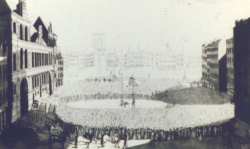 Повішення під час Французької Революції
